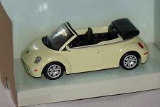 Schuco Junior Line VW Beetle Cabrio creme 1:43 Schuco neu &  OVP 3316339