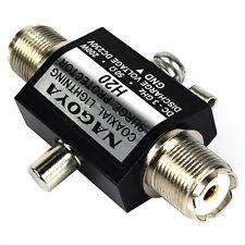NAGOYA H20 Lightning Arrester /Coaxial Lighting Surge Protector UHF/SO-239 200W