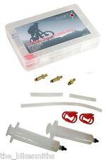 ORIGIN8 Pro Universal Hydraulic Disc Brake Bleed Kit Bike MTB Avid Shimano Hayes