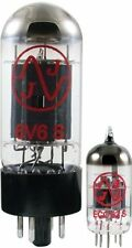 JJ Tesla Premium Tube Complement Set Fender Champion 600 Guitar Amp Amplifier