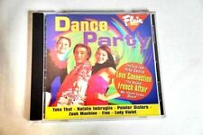 NEW SEALED CD DANCE PARTY FLAIR L'HEBDO 2000 BELGIUM IMPORT- LOVE CONNECTION/