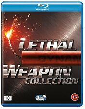 Lethal Weapon Collection Blu Ray