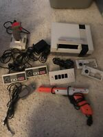 NES Nintendo Huge 179 Game Lot, System,& Extras. RARE GAMES, POPULAR ONES. 80's!