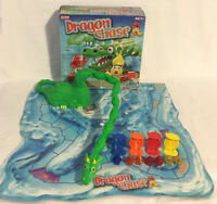 Dragon Chase Board Game 2012 Ideal Working