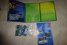 ALBUM + LES 23 MAGNETS + POSTER EQUIPE DE FRANCE COUPE DU MONDE 2010 FIFA
