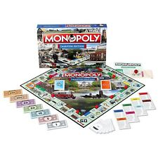 Taunton Monopoly Board Game Family Fun Play Games Adults to Children's