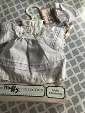 NEW Christening Gown VTG Muffy Vanderbear  North American Bear Co Fast Shipping