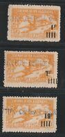 France Algeria Train Parcel Cinderella stamp 4-10-21- mnh slight gum disturb