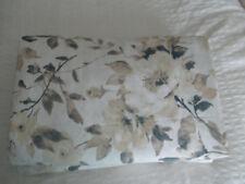 Ralph Lauren Duvet Cover Set Full/Queen Floral White,Green Beige NEW