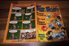 ROLF KAUKA`s: FIX und FOXI # 43 / 1974 -- mit die SECHS + RIESENPOSTER Teil 4