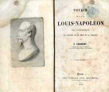 VOYAGE de LOUIS-NAPOLEON dans les Départements Centre & Midi,F. Laurent 1852 III