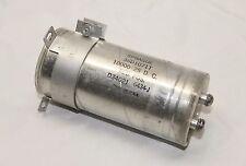 Sprague 10,000UF 25VDC Electrolytic Capacitor