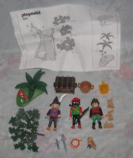 Playmobil 3626 Robin Hood's Merry Men Hideaway Incomplete, Parts, Figures