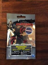 New Dreamworks How to Train Your Dragon 2 Toothless Battle Figure Bag