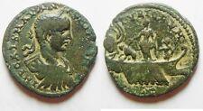 ZURQIEH -aa294- Phoenicia. Tyre under Elagabalus (AD 218-222). AE 26mm. Very Rar