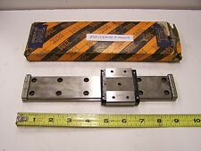 THK RSR15WMUU+230LMX Linear Bearing Guide Block and Guide Rail RSR15WM Used