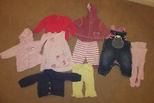Girls clothing bundle 0-3 months 10 items motthercare / Next