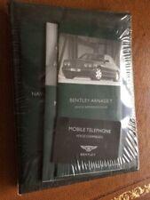Manuals/Handbooks Bentley Car Manuals and Literature