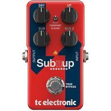 Tc Electronic Sub N' Up Octaver Pedal