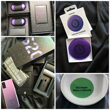 Samsung Galaxy S20+ 5G BTS Edition 128GB Hazed Purple (Unlocked)