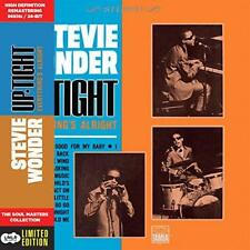 Stevie Wonder - Up-Tight - Collector's Edition (NEW CD)
