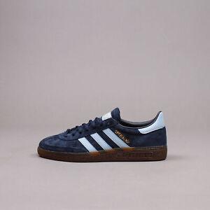 Adidas Originals Handball Spezial Navy Gum Men Lifestyle Sneaker Spzl New BD7633