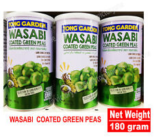 Wasabi Coated Green Peas Good Quality 180g TONG GARDEN Must Try It 0% Trans Fat