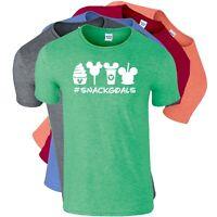 Disney T-Shirt 2019 Snack Goals Family Holiday Matching Disney T-Shirts Adults