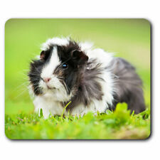Computer Mouse Mat - Awesome Guinea Pig Pets Animals Cute Office Gift #8757