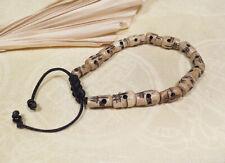 Armband wow Handgefertigt aus Nepal Elemente mit Inlay Buddha s20