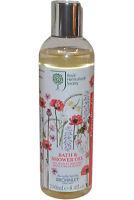 The Royal Horticultural Society Poppy Meadow Bath & Shower Gel 250ml