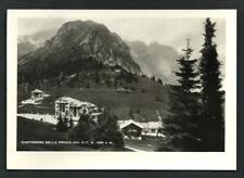 Passo della Presolana ( Bergamo ) - cartolina viaggiata nel 1950
