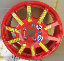 "18"" Porsche OUTLAW?  Aluminum Alloy Space Saver Spare Wheels 6.5 X 18 inches"