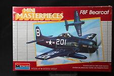 YE061 MONOGRAM 1/72 maquette avion 5013 F8F Bearcat Mini Masterpieces