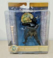 Sababa Toys Mythology The Minotaur Action Figure Thesus Versus Ology World New