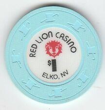 OBS $1 RED LION CHIP- ELKO, NV