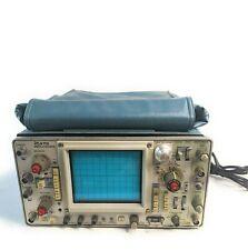 Tektronix Model 475 250mhz Dual Channel Analog Oscilloscope Amp Manual