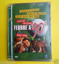 film movie dvd febbre a 90 david evans colin firth ruth gemmell rare jewel box v