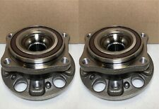 2 FRONT WHEEL HUB BEARING ASSEMBLY FOR 2014-2017 MERCEDES BENZ  S550 4MATIC