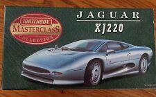 Matchbox Jaguar 1992 XJ220 1:24 Scale Diecast Masterclass Collection