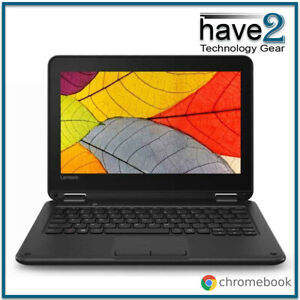 """LENOVO Chromebook 300e: 11.6"""" Touchscreen Notebook, Rugged 2-in-1 Student Laptop"""
