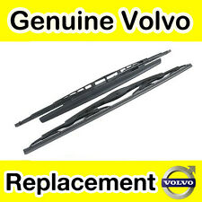 Genuine Volvo 850, S70, V70, XC70 (-00) C70 (-05) Windscreen Wiper Blades (Pair)