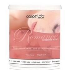Caron Romance Strip Wax 800g Microwavable Strip soft wax legs lip eyebrow