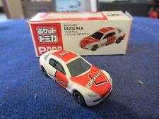 Tomica Taito Prize Half Size P002 Mazda RX-8 Shop HO Scale 1:87
