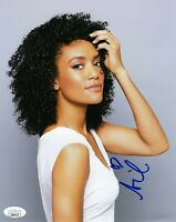 Annie Ilonzeh (General Hospital/Charlie's Angels) Signed 8x10 Photo W/ JSA COA