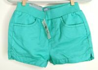 New baby Gap Teal Floral Girls 3-6 Month Shorts - Ships free!