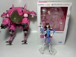 Figma Dva WITH Meka Mobile Suit