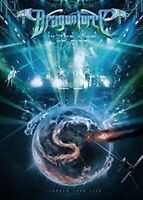 Dragonforce IN The Line de Feu (2015) DVD All Région Tout Neuf