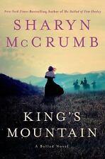 NEW - King's Mountain: A Ballad Novel (Ballad Novels) by McCrumb, Sharyn