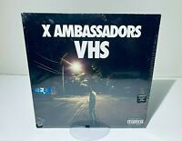 X Ambassadors - VHS Vinyl 2x LP ***NEW / SEALED*** Rare 2015 First Pressing